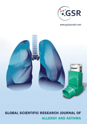 Global Scientific Research Journal of Allergy and Asthma